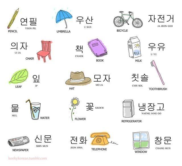 главным образом перевод по картинке корейский факты личной