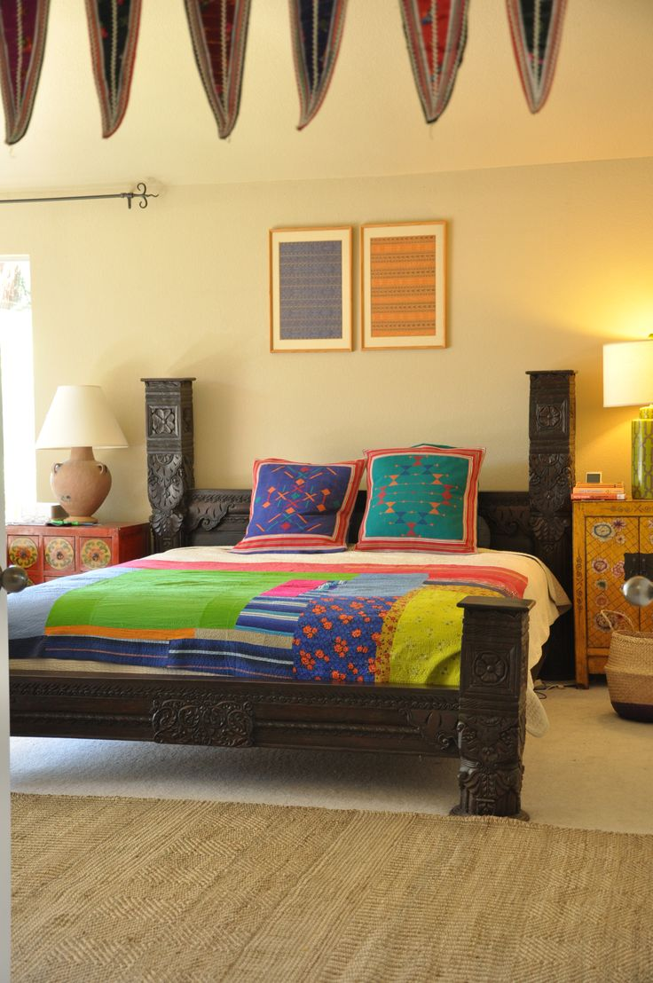 Bed & quilt....divine!