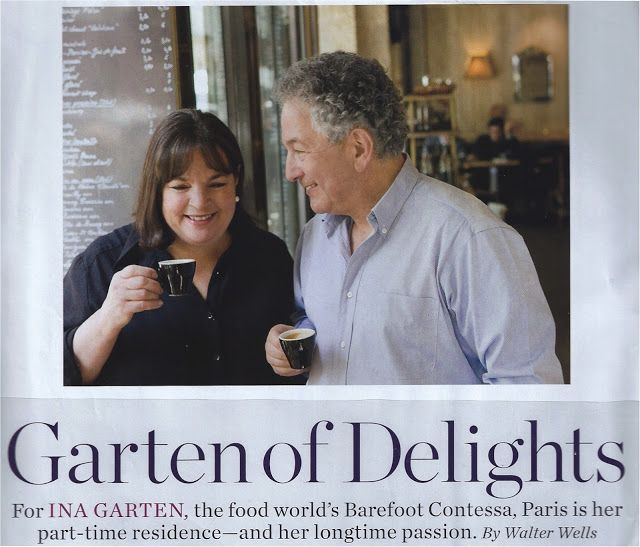 Barefoot Contessa He Style Is Classic And Her History Is