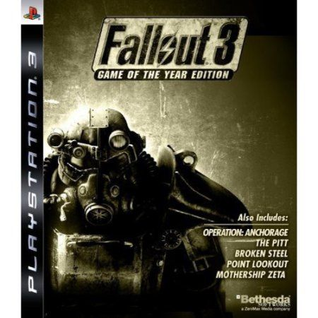 Fallout 3: Game of the Year (PS3)