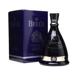Bell's Queen's Diamond Jubilee Decanter: A limited edition commemorative decanter.
