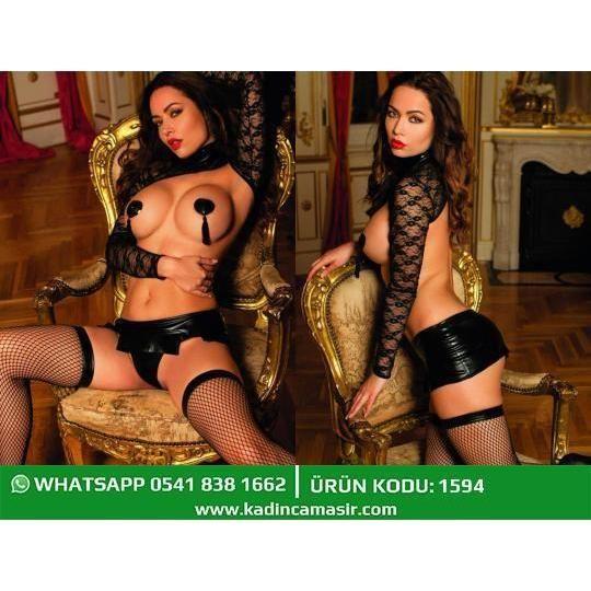 Seksi Deri Sütyen Takımı (çoraplar dahildir) Beden : S-M-L-XL-XXL Renk : Siyah Fiyat: 90.90 (Kapıda Ödemeli: 97.90)  WhatsApp 0541 838 1662 (Hızlı Sipariş Hattı)  ÜCRETSİZ KARGO  GİZLİ PAKETLEME - GİZLİ GÖNDERİ  Kredi Kartı / Havale / EFT / Kapıda Ödeme ile satın alma İMKANI !!! .  x SİPARİŞ İÇİN SADECE WHATSAPP LÜTFEN   0541 838 1662  .  x  DM veya yorumlara cevap verilmeyebilir…
