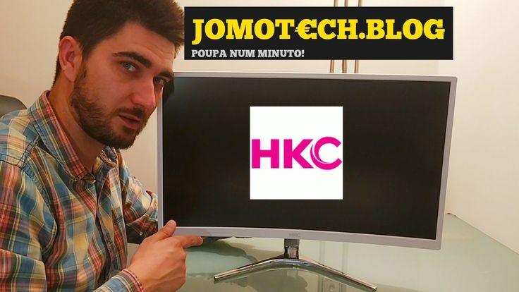 Monitor HKC C4000 Um monitor curvo incrível, a um preço muito apetecível! http://jomotech.blog/monitor-hkc-c4000-o-unboxing/ #jomotech #jomotechblog #monitor #hkc #c4000 #screen #ecra #LED #panel #curve #curvo #painel #tela #computer #peripherals #pc #laptop #fullhd #awesome #design #top #deals #cheap #barato #china #budget #curvescreen #incredible #gadgets #GearBest