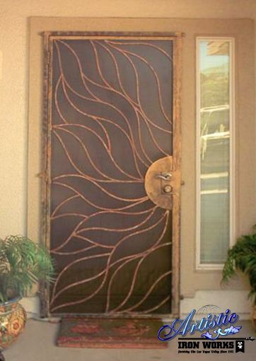 Pin By Dina Freud McSpadden On Doors Secuity Screen Entry Glass