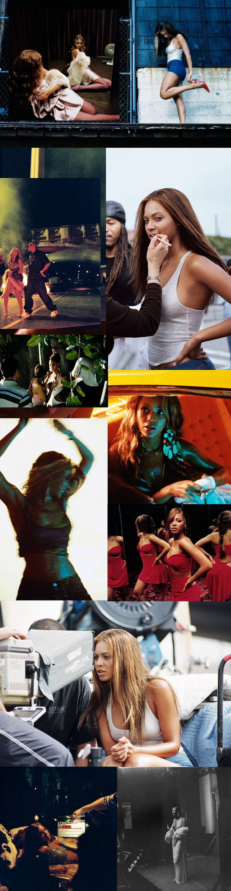 TEN YEARS OF DANGEROUSLY IN LOVE Beyonce