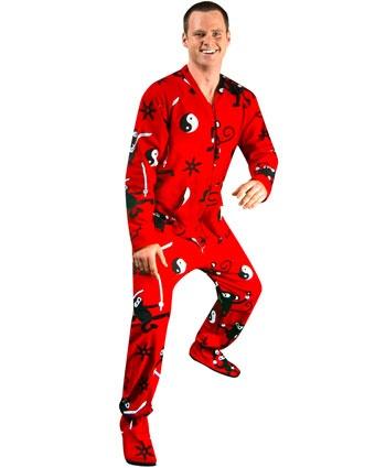 17 mejores imágenes sobre Adult Flannel Footed Pajamas en ...