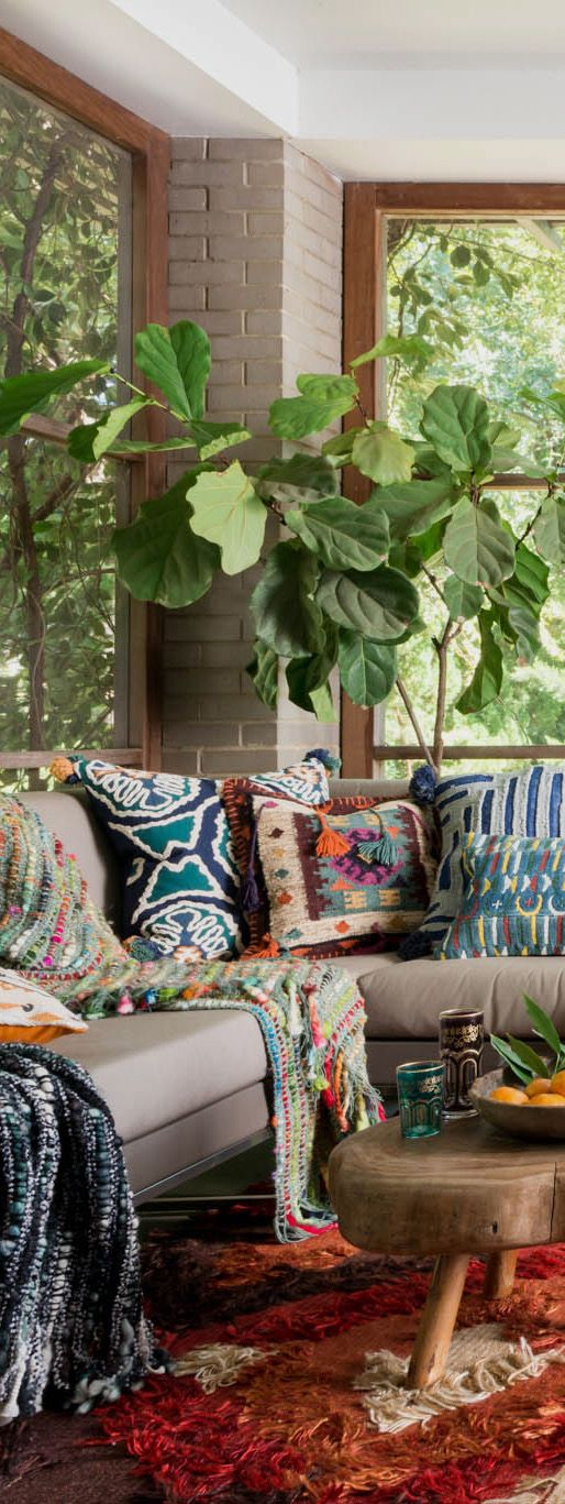 Justina Blakeney Interior Design | Bohemian