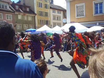 Switzerland African Music Festival