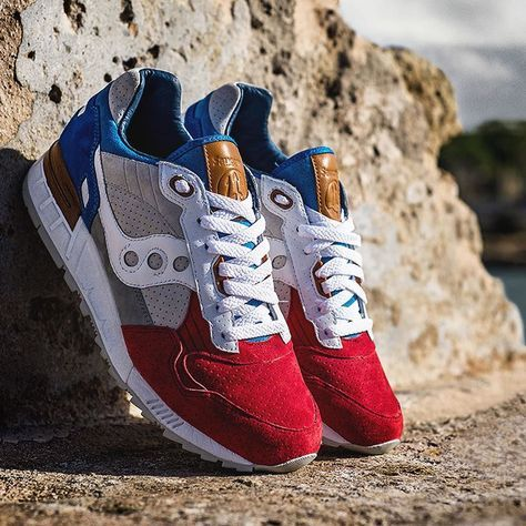 ... the latest 20281 23ae0 Saucony Originals X Sneakers76 10th Anniversary  Shadow 5000 The Legend Of God buy ...