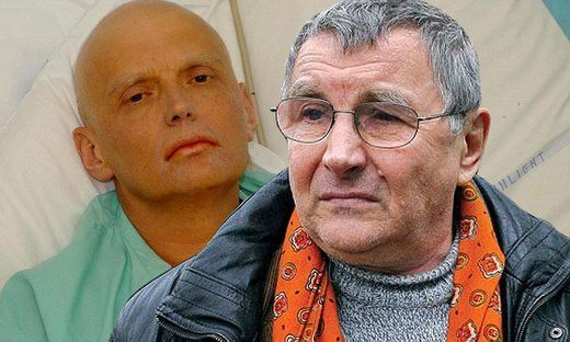 RT Thu, 02 Feb 2012 13:51 UTC  Valter Litvinenko (right) now realizes he was completely duped by the British government and the Russian mafia The father of late Russian security officer Aleksandr ... http://winstonclose.me/2016/01/23/litvinenkos-father-the-british-duped-me-putin-did-not-kill-my-son-written-by-rt/