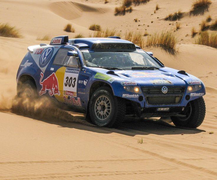 VW Tuareg Dakar- 29 Filthy Photos Of The Paris-Dakar Rally