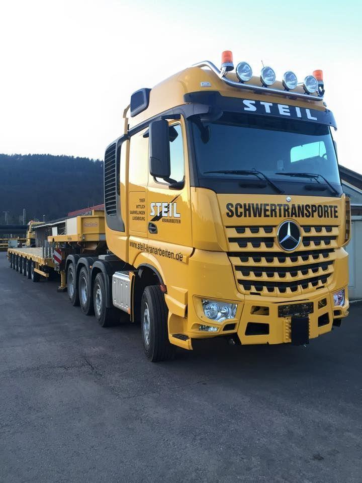 Mercedes Benz Trucks >> Trucking | Mercedes Benz - Engineered Class | Pinterest | Mercedes benz, Benz and Heavy equipment
