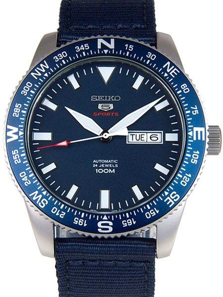 Seiko SRP665K1 Automatic 5 Sports Watch