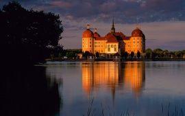 WALLPAPERS HD: Moritzburg Castle Germany