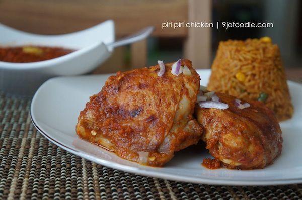9jafoodie | Nigerian Food Recipes | Modern African Cuisine – Chicken Piri Piri (Peri Peri)
