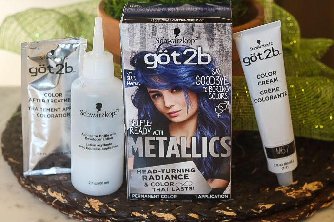 Schwarzkopf Color Ultime Metallic Violet Permanent Hair Color