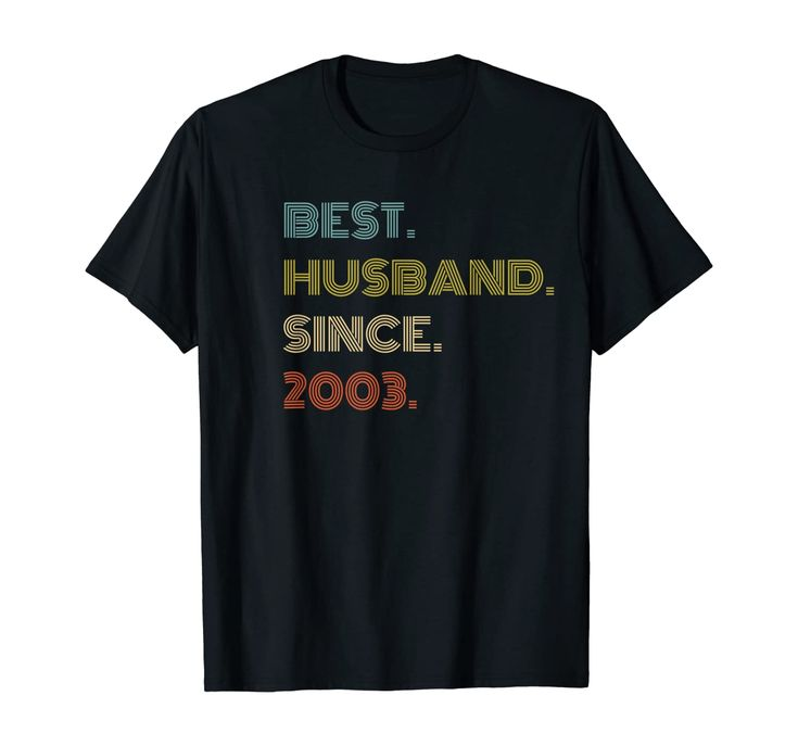 17th wedding anniversary gift best husband since 2003 in