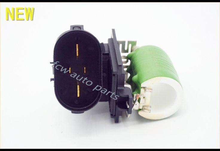 Free shipping HEATER BLOWER MOTOR FAN RESISTOR OE: 93341907 for VAUXHALL OPEL MERIVA 03-10 V8390169 V 8390169 8390169 93175501 #Affiliate