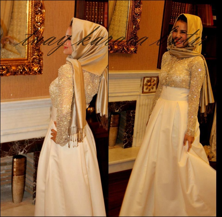 Hijab Fashion...love this one