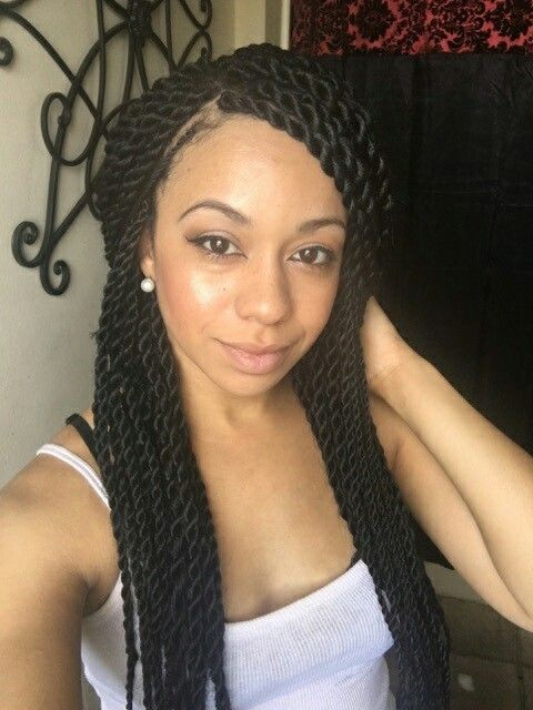senegalese twists medium