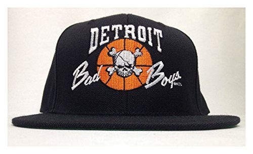 Detroit Bad Boys 8889 Pistons NBA Champions Retro Snapback Hat Cap D Vintage -- Be sure to check out this awesome product.