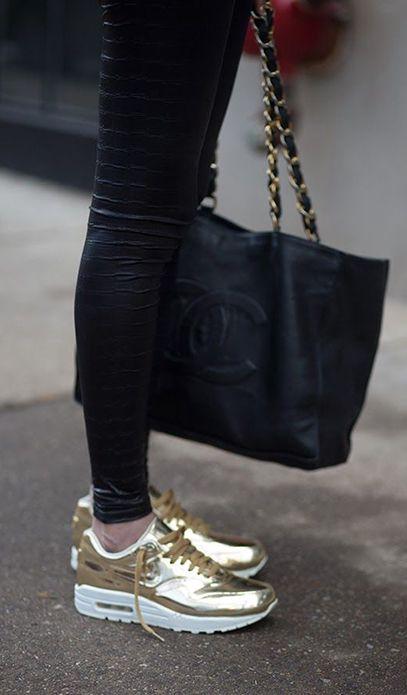 Nike Air Max 1 in Liquid Gold : Tiffany Blue Nike Free Runs 3 Womens