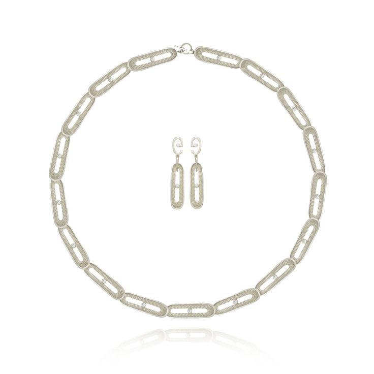 Canoe Necklace