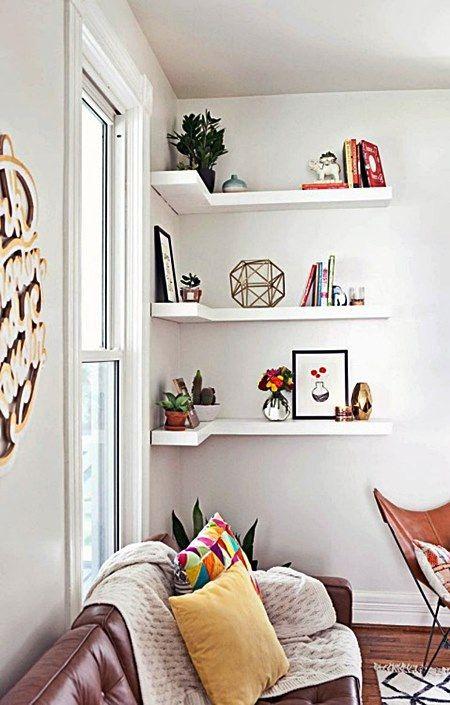 Transformando pequenos espaços em lindos cantinhos