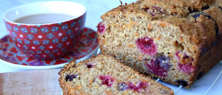 Free 12WBT Recipe: Berry Carrot Loaf