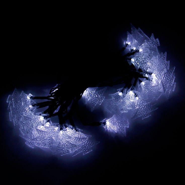 Купить Горячие СВЕТОДИОДНЫЕ Фонари Строка Наружное Освещение Солнечные Строк Большой Рождественская Елка Форме белый Панели Солнечных Батарей 30 Led String Огнии другие товары категории Гирлянды световыев магазине Gather Beauty StyleнаAliExpress. Led usb и свет дерева