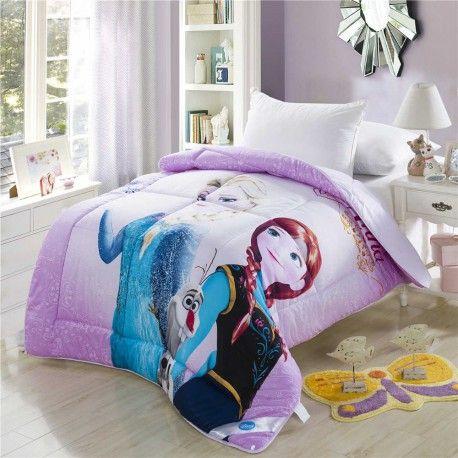 Lotti-Poppi.com > günstig Kinder-Tagesdecke Winterdecke Original Disney Frozen Anna u. Elsa online kaufen