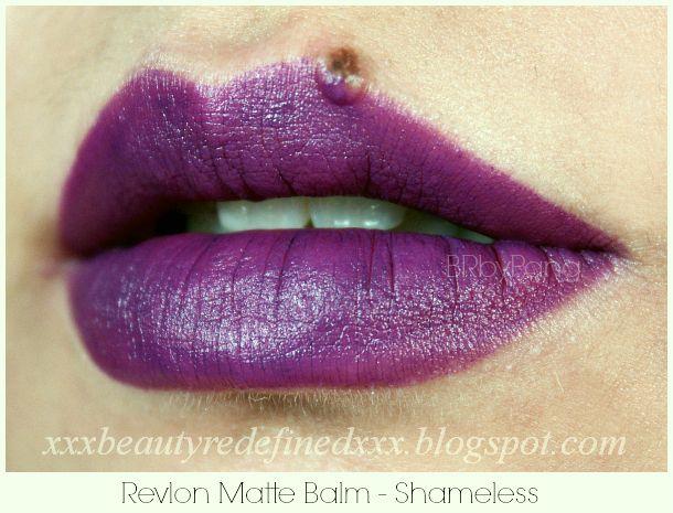 Revlon Matte Balm in Shameless