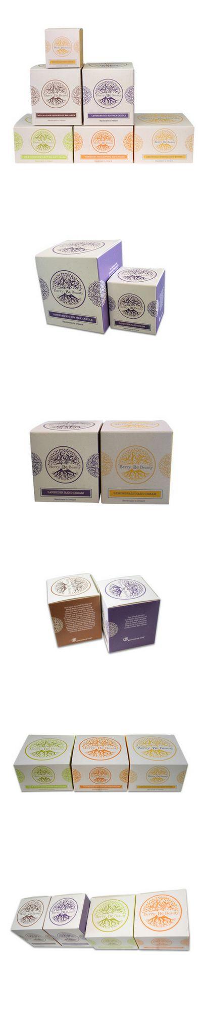 beauty packaging printed digitally by esmark finch.