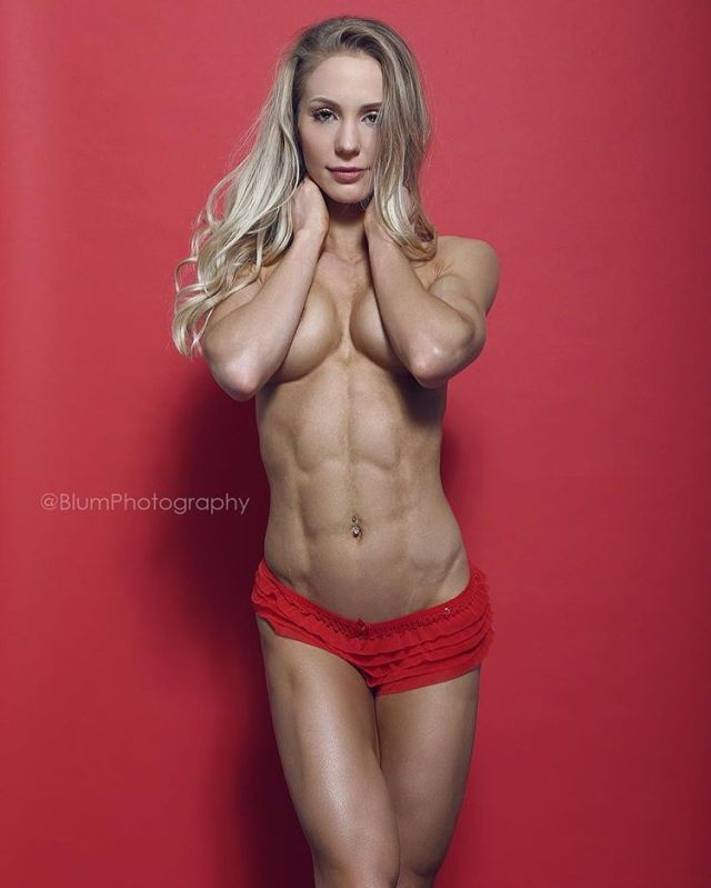 Athletic fit nude females babes opinion obvious