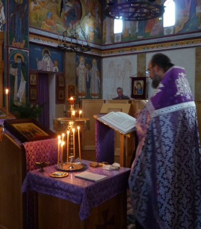 Orthodox Holy Unction
