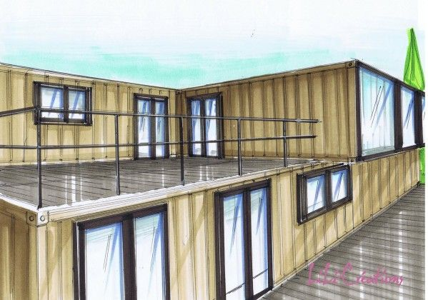 container house 57 cargotecture