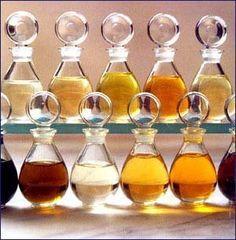 Mezclar aceites esenciales