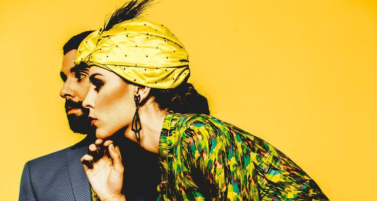 """Entrevista a Fuel Fandango: """"Trece Lunas es más rockero que el primer álbum, más compacto y con más energía"""""""