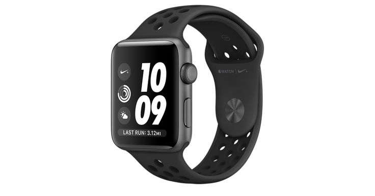 Shop Apple Watch Nike+ Series 2 featuring built-in GPS in 42mm Space Grey Aluminium with Nike Sport Band. Buy now with fast, free shipping.