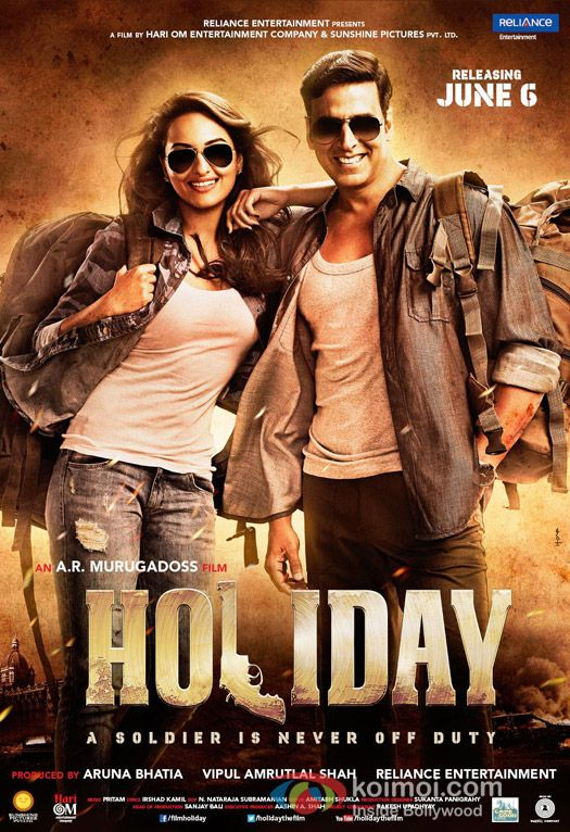 Holiday – A Soldier Is Never Off Duty Movie Review