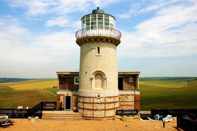Belle Tout Lighthouse, Beachy Head - East Sussex. A unique B&B.