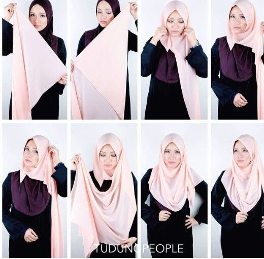 ... hijab ideas hijab tutorial hijab styles scarf styles shawl step by