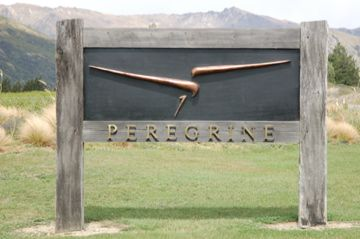 Welcome to Peregrine! Hint ... bungee jump before tasting, not after.