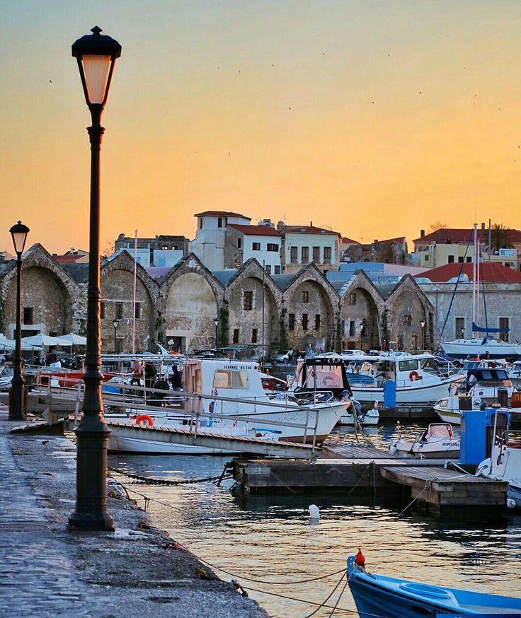 Porto veneziano, Chania