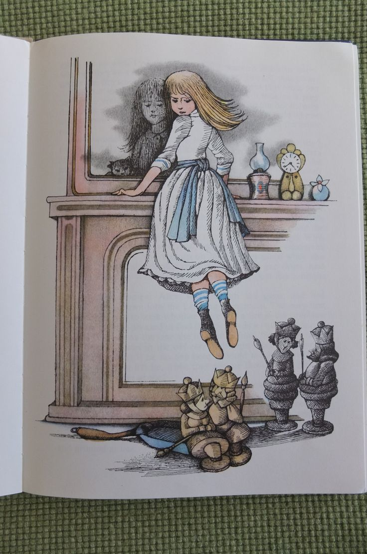 alices adventures in wonderland and through the looking-glass essay Alice's adventures in wonderland analysis essay  alice's adventures in wonderland and through the  in alice in wonderland and through the looking glass.