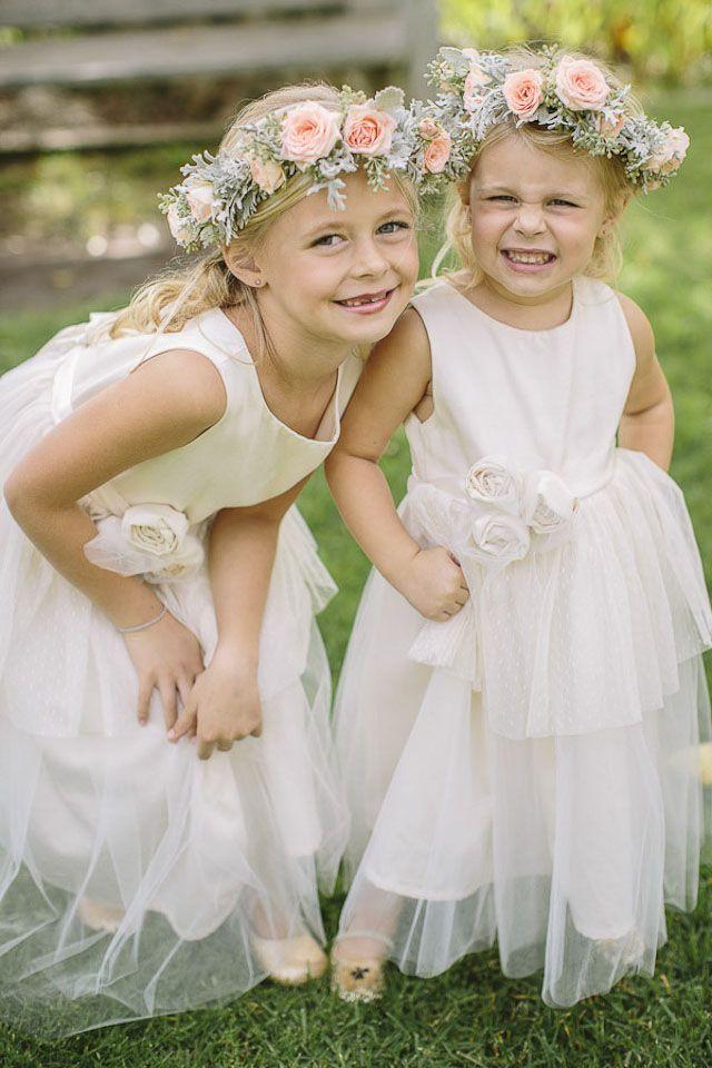 THE NORWEGIAN WEDDING BLOG | Inspirasjon Brud og Bryllup | Ultimate Bridal Inspirations: Brudepiker & Blomsterpiker i Bryllup