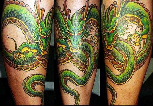 DBZ Tattoos!!!