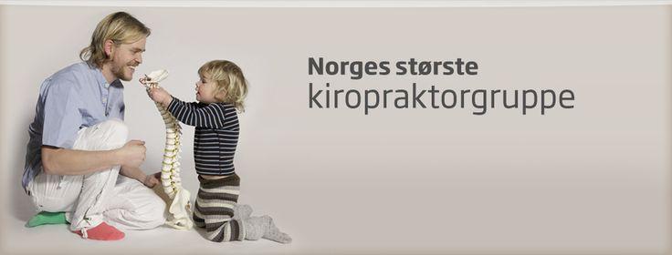 Kiropraktorgruppen #wordpress