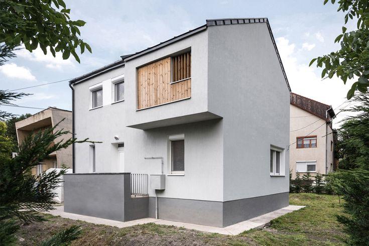 batlab architects - ZGL house expansion
