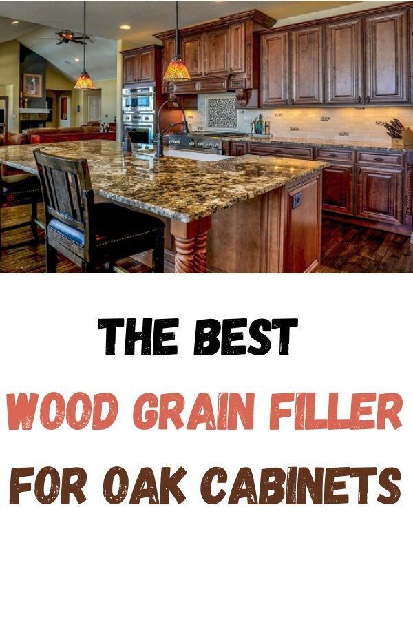 45++ Best wood filler for cabinets inspirations